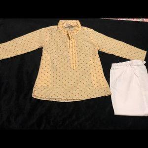 Ethnic wear, Kurta-pyjama set, Indian outfit